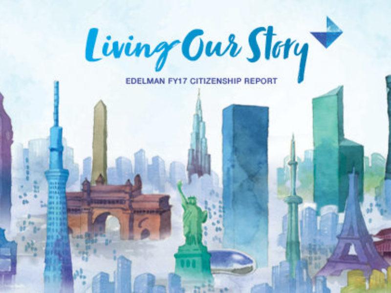 """Najuticajniji svetski PR stručnjak Edelman i potraga za novim načinima pripovedanja priča:""""Storytelling je umetnost!"""""""