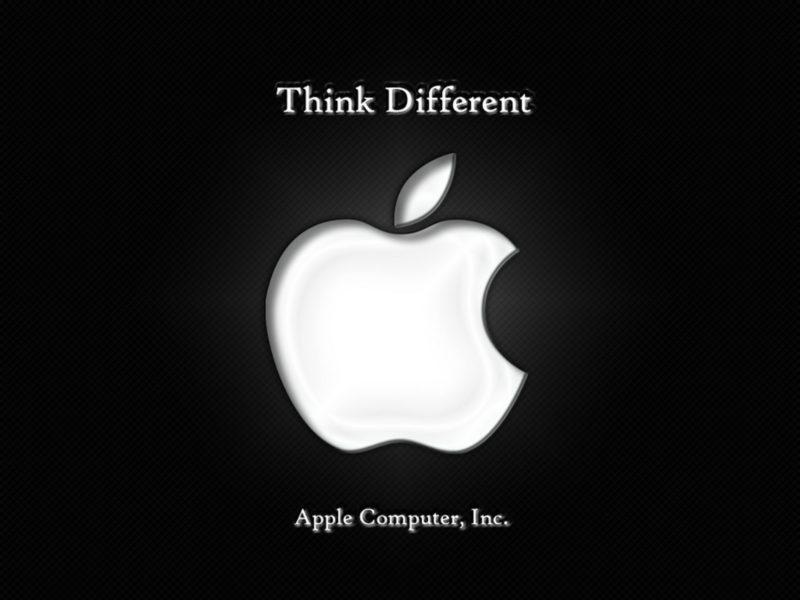 Kako su nastali ime, logo i slogan kompanije Apple: Razmisljaj drugacije, zagrizi jabuku